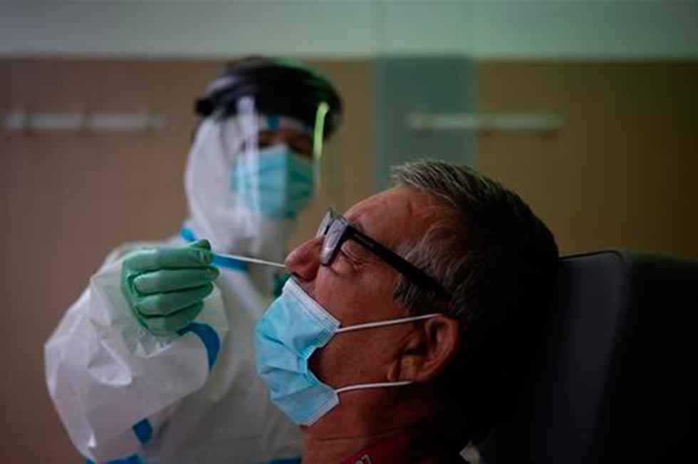España ha realizado 6,4 millones de pruebas PCR