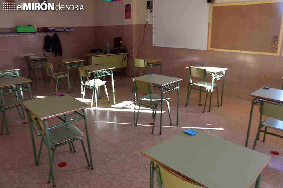 Catorce nuevas aulas en cuarentena, en la Comunidad