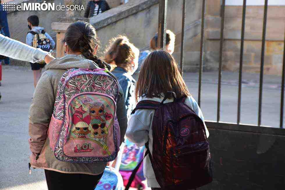Once nuevas aulas en cuarentena en la Comunidad