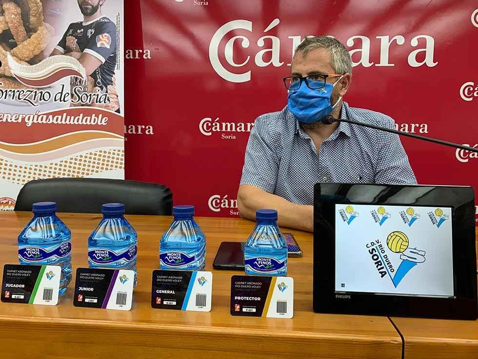 Río Duero Soria lanza su campaña de abonados