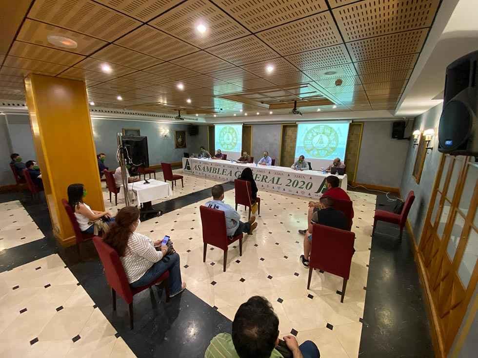 ASAJA Soria celebra su 37 asamblea general