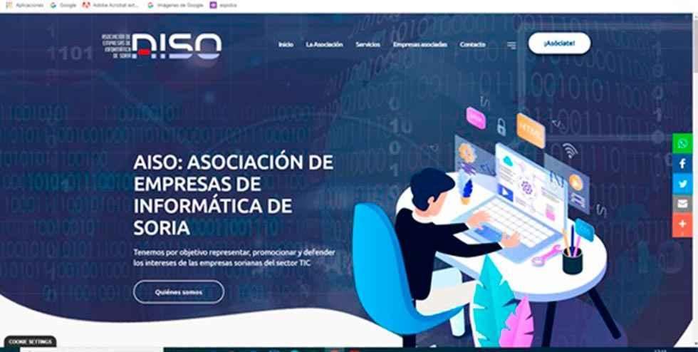 Las empresas de informática lanzan su catálogo online