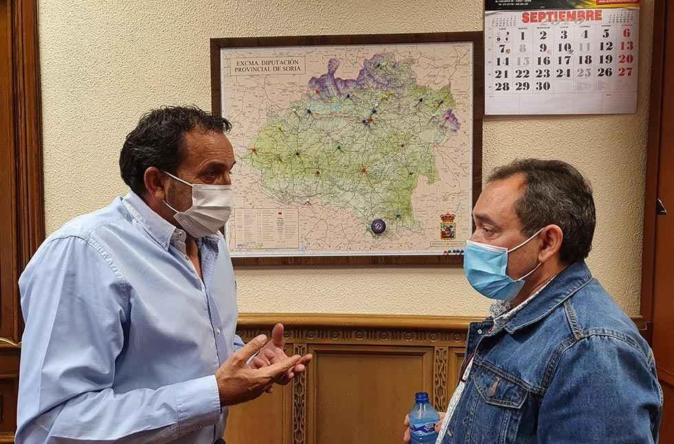 Diputación subvenciona compra de dispositivos para purín