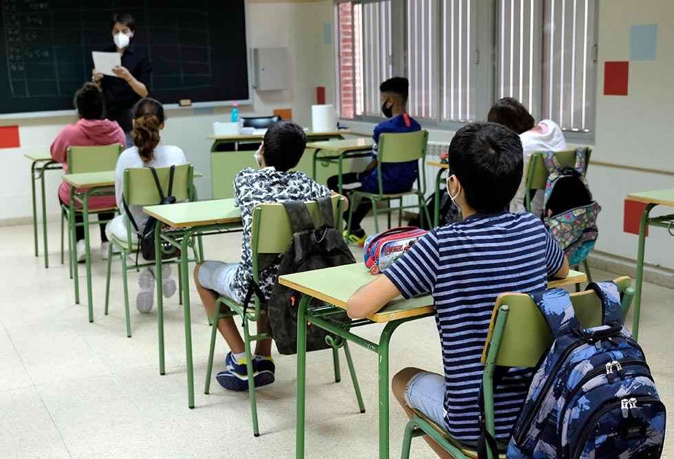 Otros 31.005 estudiantes se incorporan a sus clases