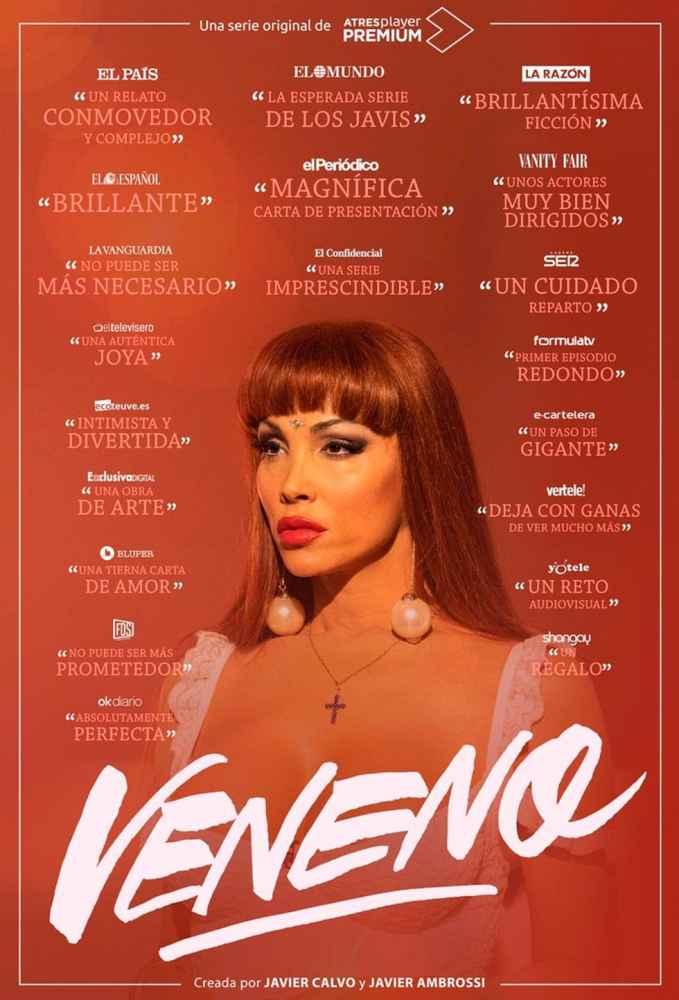 Tres estrenos y pase exclusivo de serie Veneno
