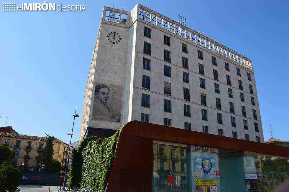Cs exige revisar licencia de viviendas en antigua Caja Soria