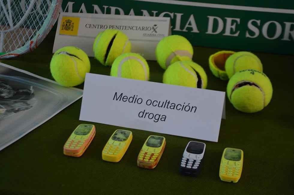 Desarticulada principal banda que traficaba con droga en Soria