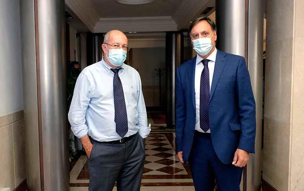 Otra semana más de contención en Valladolid y Salamanca
