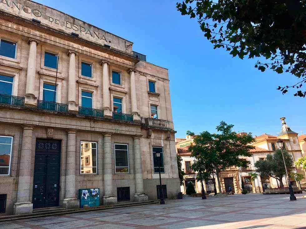 """Soria: """"el palacio de Alcántara es un capricho caro"""""""