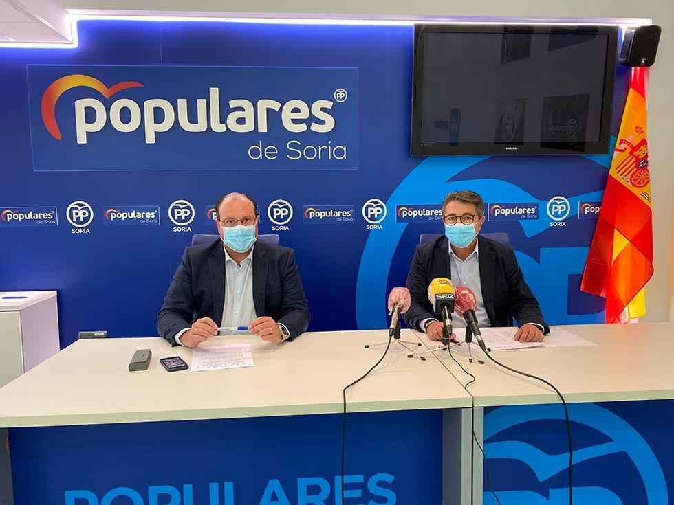 """El PP acusa al PSOE de """"podemizarse"""" en ocupación de viviendas"""