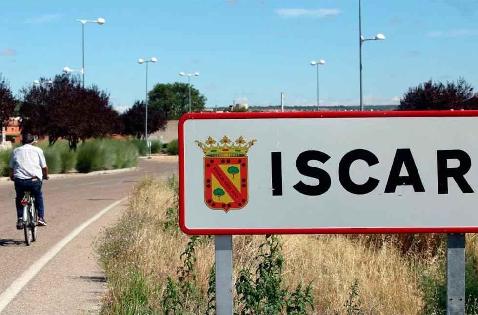 Ratificación de confinamiento de Iscar y Pedrajas de San Esteban