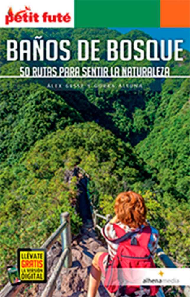 """La guía """"Baños del bosque"""" incluyen a Soria"""