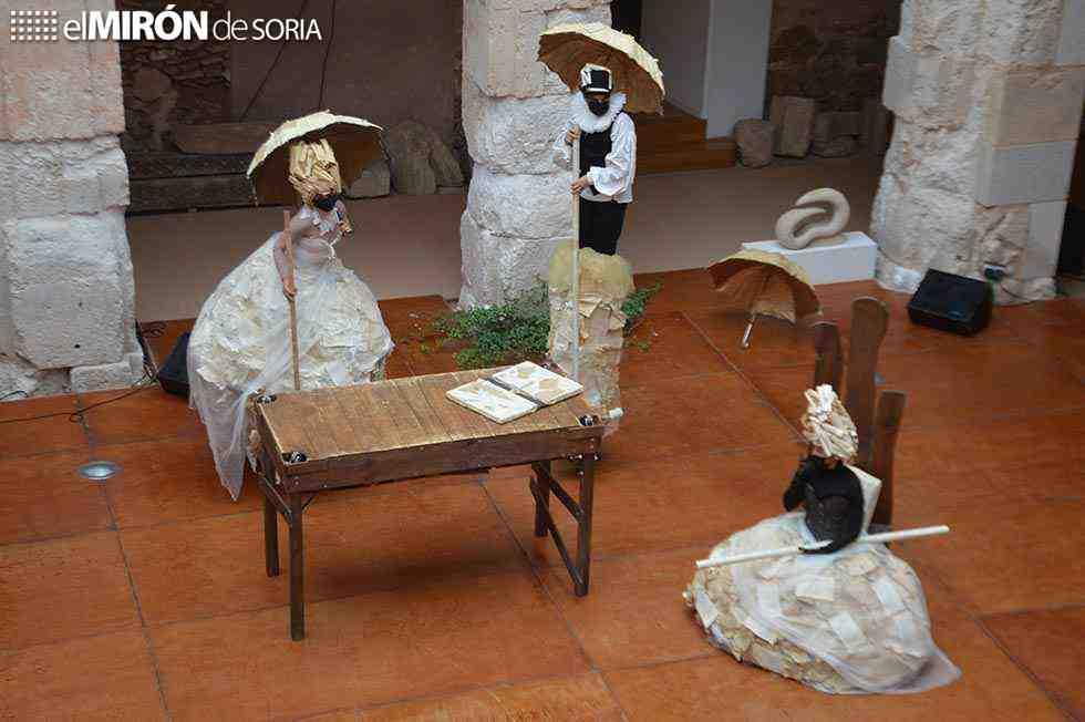 Medinaceli estrena su festival de teatro