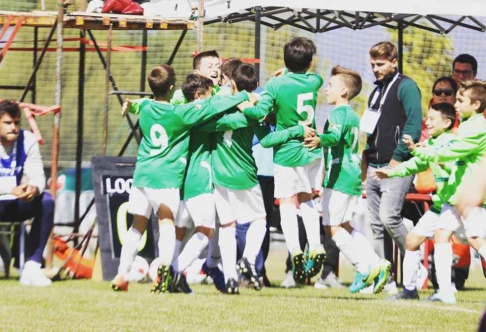 El C.D. San José, en la final online de la Pinares Cup