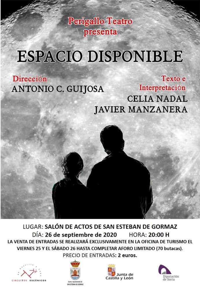 San Esteban de Gormaz reanuda Circuitos Escénicos