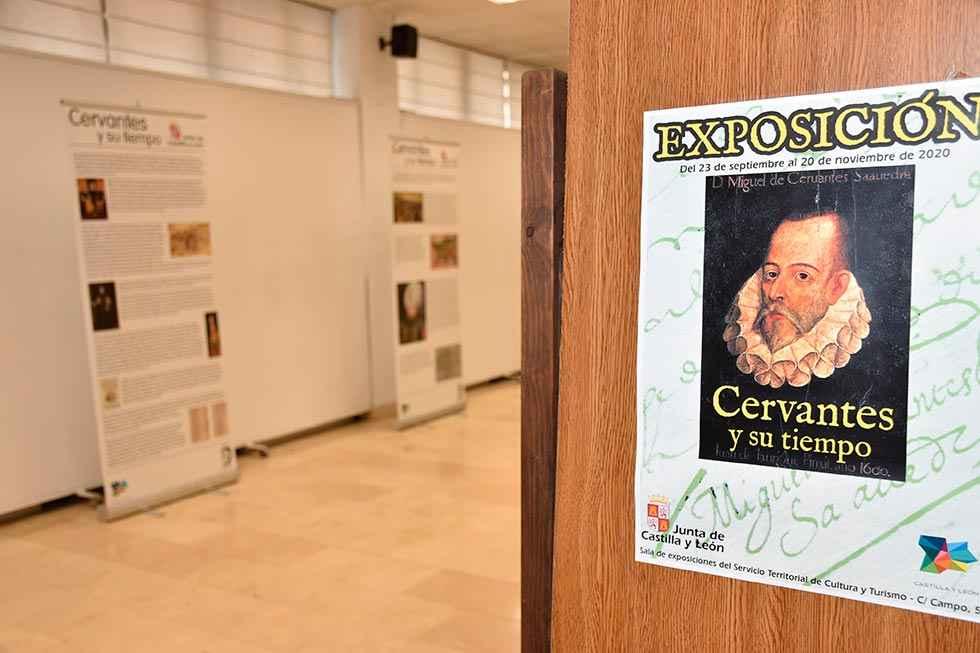 """La Junta abre la muestra """"Cervantes y su tiempo"""""""