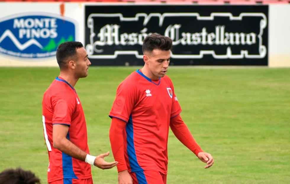 Gabarre: gol y victoria numantina frente al Haro