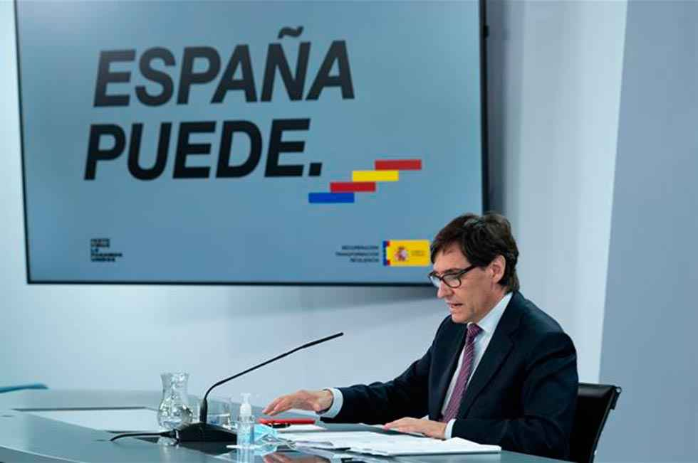 Sanidad aplica restricciones de control a Madrid