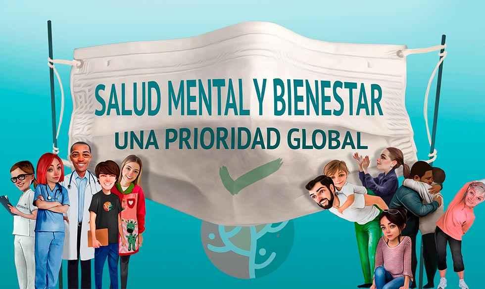 Concursos para celebrar el Día Mundial de la Salud Mental