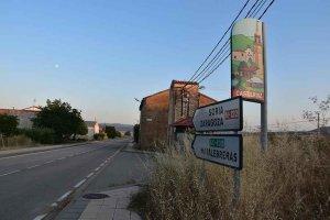Expropiación de terrenos para mejora carretera SO-630