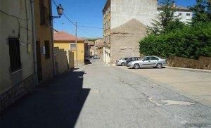 El Ayuntamiento completa remodelación calle Huertos