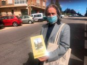 Libro con la historia de Rioseco de Soria