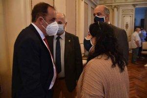 Moción unánime para impulsar proyecto de Urbión