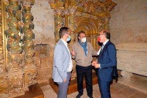 La Junta invierte 1,5 millones en Medinaceli y Huerta