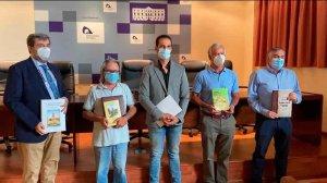 Diputación retoma presentación de libros editados