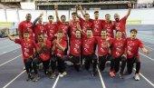 Atletismo Numantino, quinto en la Copa LaLiga Sports