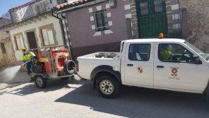 Cerrado Ayuntamiento de Cabrejas, por caso de Covid