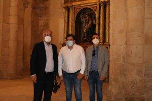 Almazán avanza en incorporación a Red de Pueblos Mágicos