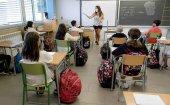 El Gobierno cambia criterios para contratar docentes