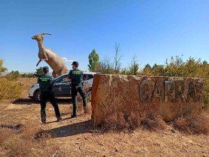 Detenidos por causar daños a 14 coches en Garray