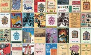 Arcos de Jalón recopila las portadas de sus programas de fiestas