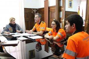 La Junta resalta labor altruista de voluntarios de Protección Civil