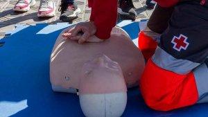 Cruz Roja: los primeros auxilios, fundamentales en pandemia