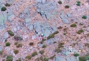 Protección Civil auxilia a montañero indispuesto