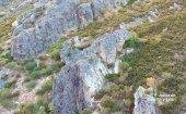 Rescatados dos montañeros extraviados en el Pico Teleno