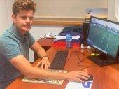 Javier Modrego, nuevo secretario técnico del Numancia