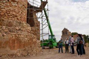 La Junta avanza en consolidación de atalaya de Nograles