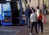 El PP exige todas las frecuencias de autobús a Madrid