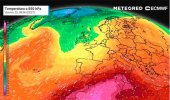 El frío polar llega esta semana a la Península
