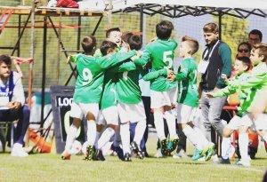 C.D. San José: apoyo para la Pinares Cup
