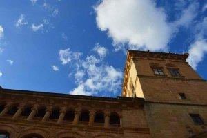 En torno al palacio Condes de Gómara - fotos