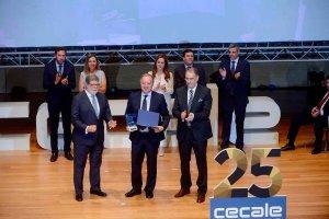 Aplazada la entrega de los Premios CECALE de Oro