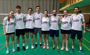 Nuevo patrocinador para el Club Bádminton Soria