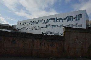 Cuenta atrás para estreno del edificio I+D+I del Campus - fotos
