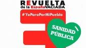 La España Vaciada se moviliza por la sanidad
