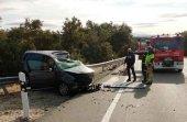 Tres fallecidos en carreteras de la Comunidad